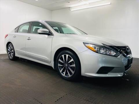 2016 Nissan Altima for sale at Champagne Motor Car Company in Willimantic CT