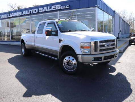 2010 Ford F-450 Super Duty for sale at Williams Auto Sales, LLC in Cookeville TN