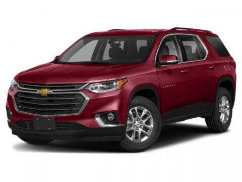 2018 Chevrolet Traverse for sale at Gary Uftring's Used Car Outlet in Washington IL