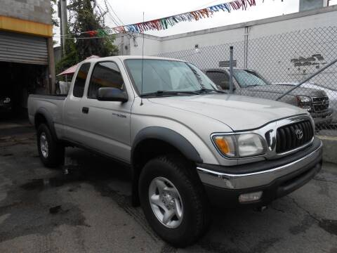 2001 Toyota Tacoma for sale at N H AUTO WHOLESALERS in Roslindale MA