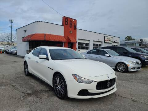2015 Maserati Ghibli for sale at Best Buy Wheels in Virginia Beach VA