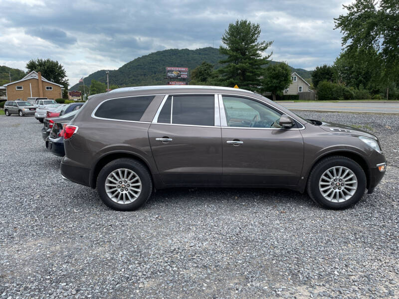 2008 Buick Enclave for sale at DOUG'S USED CARS in East Freedom PA