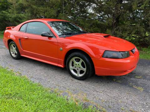 2004 Ford Mustang for sale at Kansas Car Finder in Valley Falls KS
