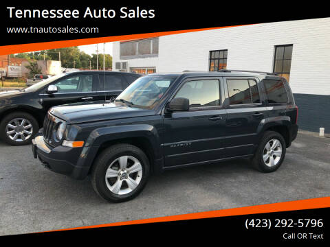 2014 Jeep Patriot for sale at Tennessee Auto Sales in Elizabethton TN