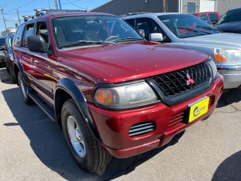 2001 Mitsubishi Montero Sport for sale at New Wave Auto Brokers & Sales in Denver CO