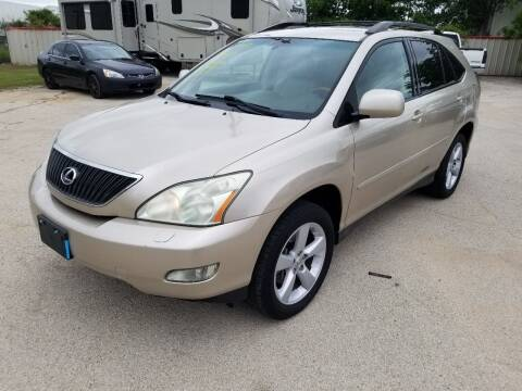 2007 Lexus RX 350 for sale at Key City Motors in Abilene TX