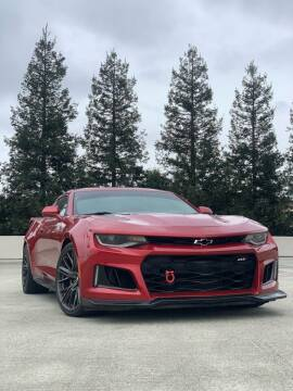 2018 Chevrolet Camaro for sale at BSL Bay Sport & Luxury in Redwood City CA