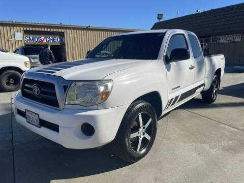 2008 Toyota Tacoma for sale at Los Compadres Auto Sales in Riverside CA
