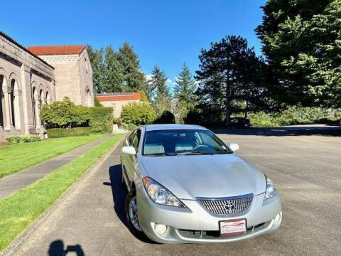 2006 Toyota Camry Solara for sale at EZ Deals Auto in Seattle WA