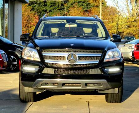 2014 Mercedes-Benz GL-Class for sale at Pars Auto Sales Inc in Stone Mountain GA