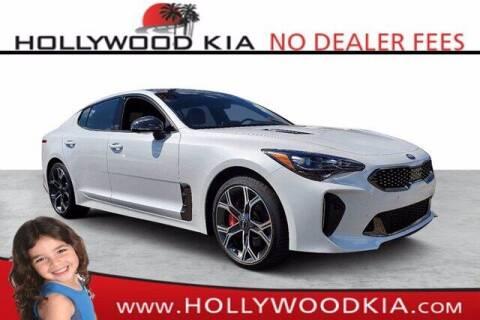 2021 Kia Stinger for sale at JumboAutoGroup.com in Hollywood FL