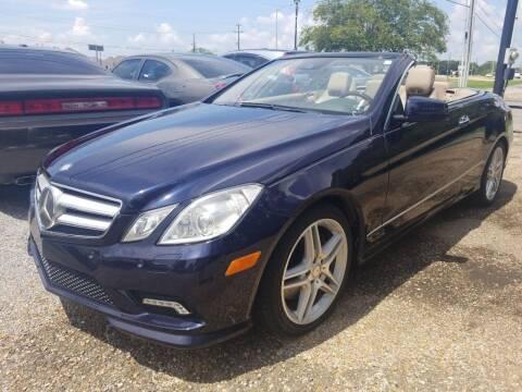 2011 Mercedes-Benz E-Class for sale at Advanced Imports in Lafayette LA