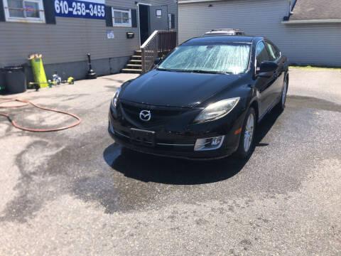 2009 Mazda MAZDA6 for sale at 25TH STREET AUTO SALES in Easton PA