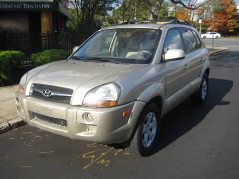 2009 Hyundai Tucson for sale at Top Choice Auto Inc in Massapequa Park NY
