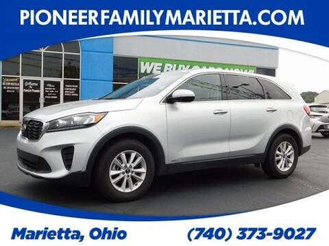 2020 Kia Sorento for sale at Pioneer Family preowned autos in Williamstown WV