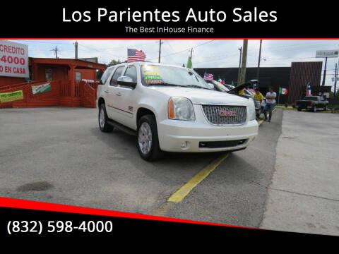 2011 GMC Yukon for sale at Los Parientes Auto Sales in Houston TX