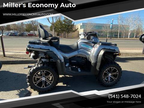 2020 CF Moto CForce 800XC for sale at Miller's Economy Auto in Redmond OR