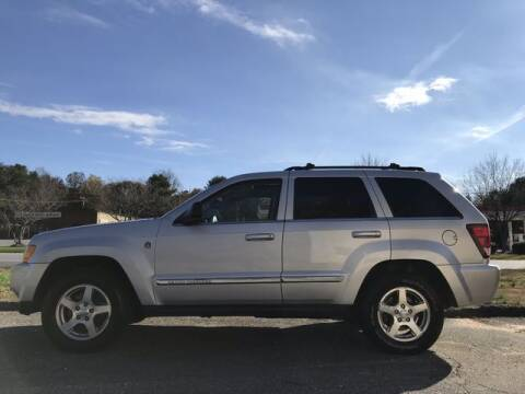 2005 Jeep Grand Cherokee for sale at Deluxe Auto Group Inc in Conover NC