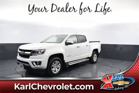 2017 Chevrolet Colorado for sale at Karl Pre-Owned in Glidden IA