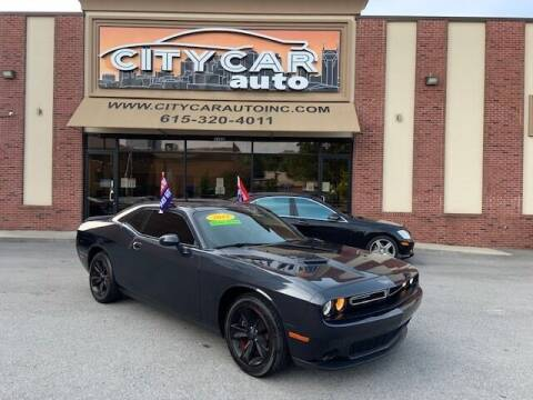 2018 Dodge Challenger for sale at CITY CAR AUTO INC in Nashville TN