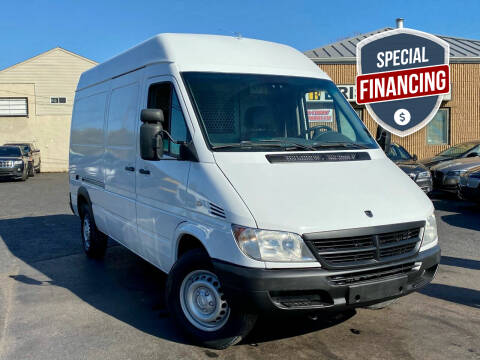 2006 Dodge Sprinter Cargo for sale at Bristol Auto Mall in Levittown PA