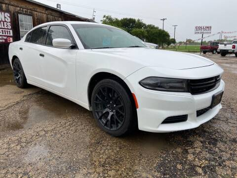 2015 Dodge Charger for sale at Collins Auto Sales in Waco TX