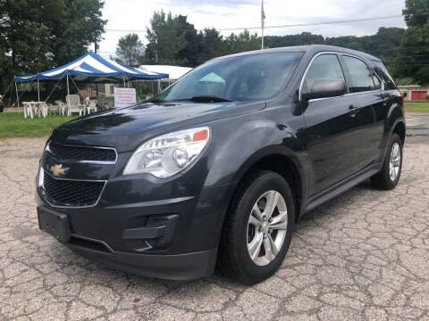 2013 Chevrolet Equinox for sale at Used Cars 4 You in Serving NY