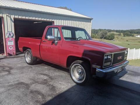 1985 GMC C/K 1500 Series for sale at Alloy Auto Sales in Sainte Genevieve MO