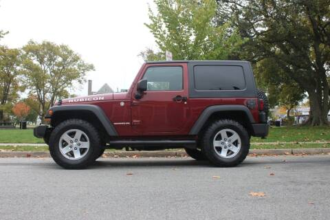 2010 Jeep Wrangler for sale at Lexington Auto Club in Clifton NJ