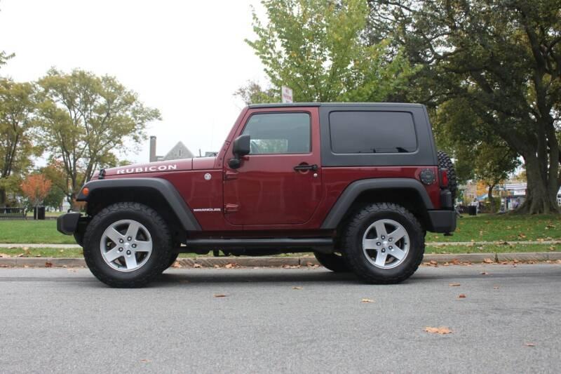 2010 Jeep Wrangler for sale at Lexington Auto Club in Clifton NJ