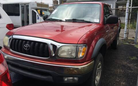 2001 Toyota Tacoma for sale at Jeff Auto Sales INC in Chicago IL