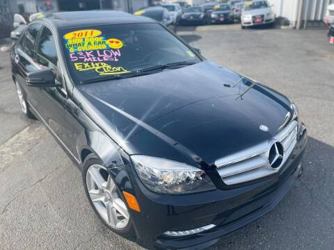 2011 Mercedes-Benz C-Class for sale at Real Deal Cars in Everett WA