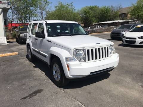 2012 Jeep Liberty for sale at Auto Solution in San Antonio TX