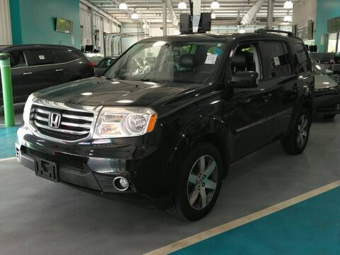 2014 Honda Pilot for sale at Wheel Tech Motor Vehicle Sales in Maylene AL
