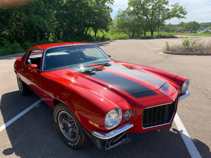 1970 Chevrolet Camaro for sale at SYNERGY MOTOR CAR CO in Forest Lake MN