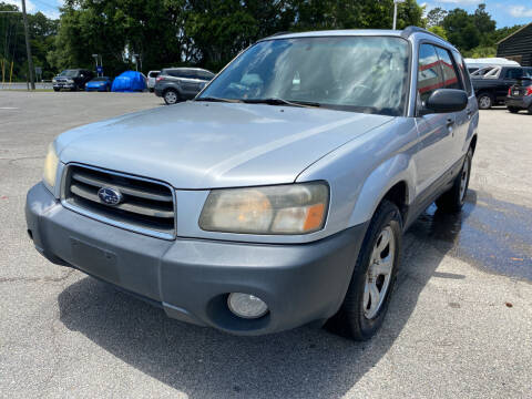 2003 Subaru Forester for sale at Capital City Imports in Tallahassee FL