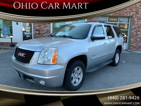 2012 GMC Yukon for sale at Ohio Car Mart in Elyria OH