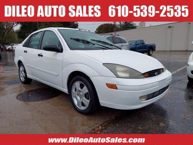 2003 Ford Focus for sale at Dileo Auto Sales in Norristown PA