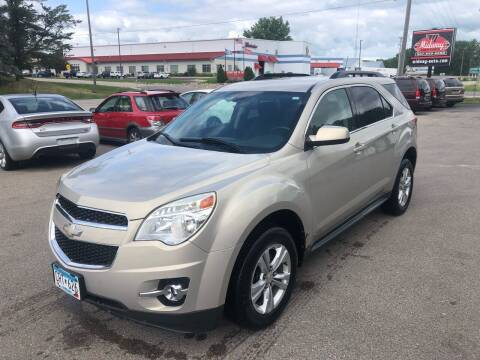 2010 Chevrolet Equinox for sale at Midway Auto Sales in Rochester MN