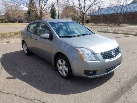 2008 Nissan Sentra for sale at Red Rock's Autos in Denver CO