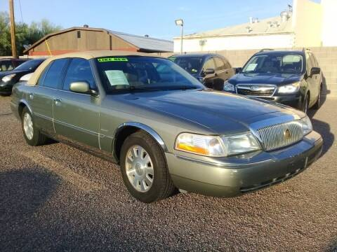 2003 Mercury Grand Marquis for sale at 1ST AUTO & MARINE in Apache Junction AZ