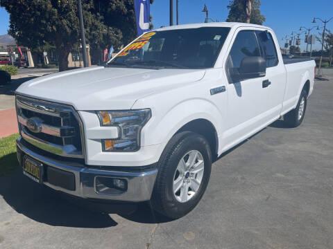 2016 Ford F-150 for sale at Soledad Auto Sales in Soledad CA