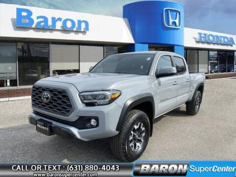 2020 Toyota Tacoma for sale at Baron Super Center in Patchogue NY