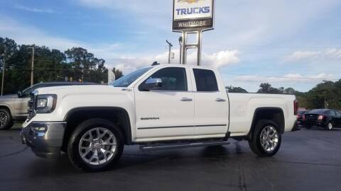 2017 GMC Sierra 1500 for sale at Whitmore Chevrolet in West Point VA