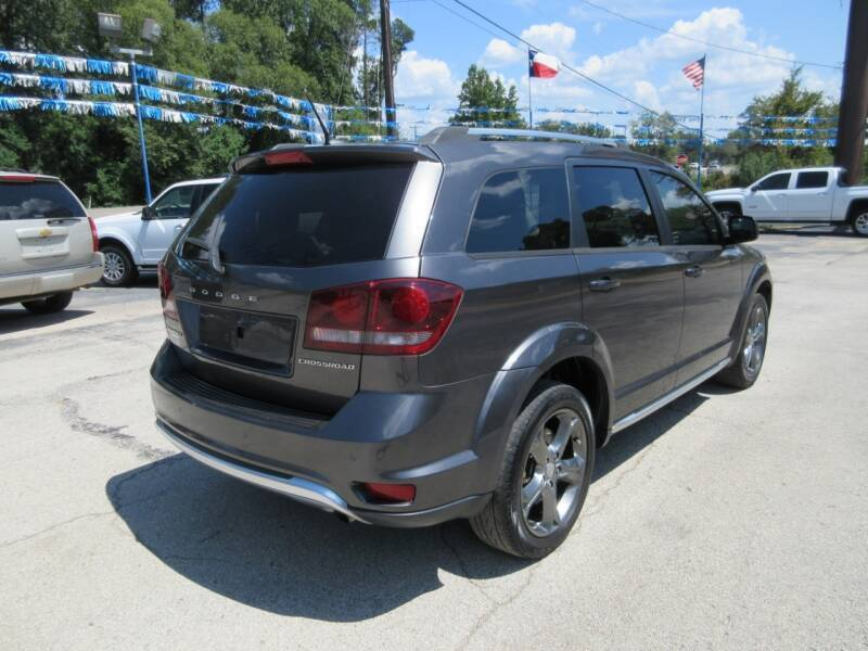 2016 Dodge Journey Crossroad Plus 4dr SUV - Tyler TX