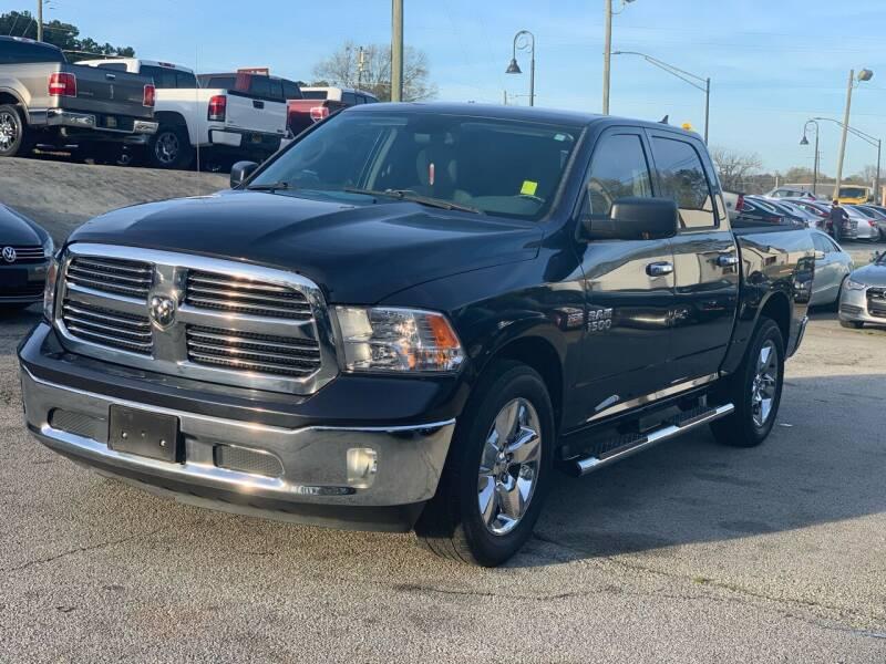 2013 RAM Ram Pickup 1500 for sale at Philip Motors Inc in Snellville GA