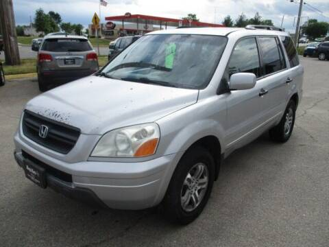 2003 Honda Pilot for sale at King's Kars in Marion IA