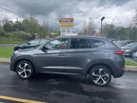 2016 Hyundai Tucson for sale at Lafayette Motors 2 in Andover NJ