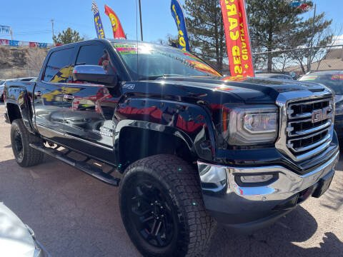 2017 GMC Sierra 1500 for sale at Duke City Auto LLC in Gallup NM
