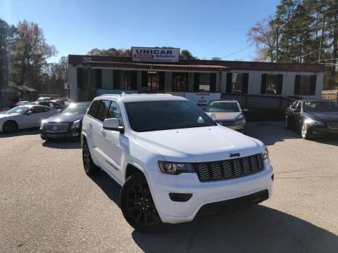2019 Jeep Grand Cherokee for sale at Unicar Enterprise in Lexington SC